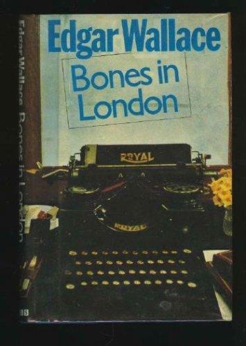 9780091127602: Bones in London