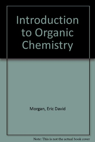 9780091128418: Introduction to Organic Chemistry