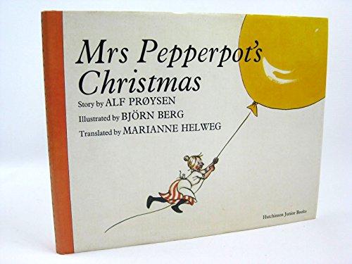 9780091130701: Mrs. Pepperpot's Christmas