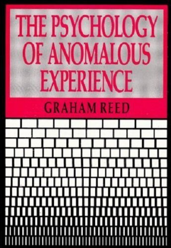 9780091132408: The Psychology of Anomalous Experience: A Cognitive Approach