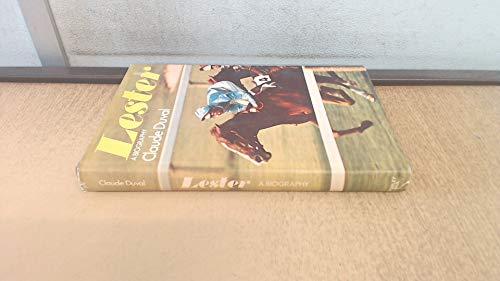 9780091133603: Lester: Biography of Lester Piggott
