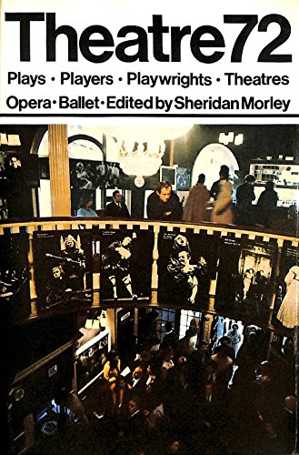 Theatre 72: Morley Sheridan (editor)