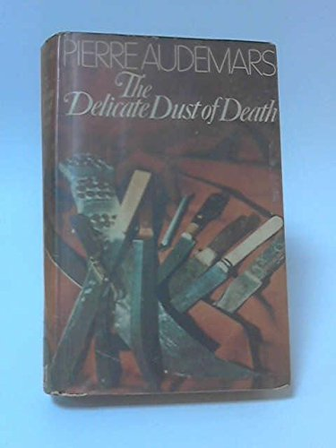 9780091142803: The delicate dust of death (A Fitzroy selection)