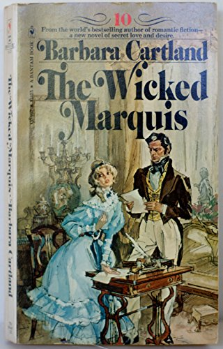 9780091148102: The wicked marquis