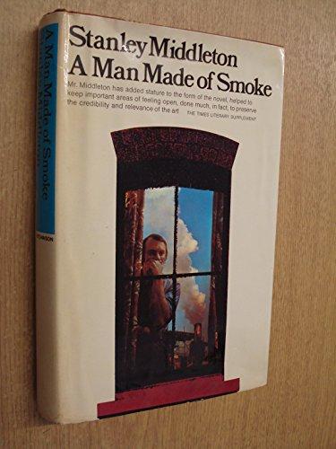9780091150600: A Man Made Of Smoke