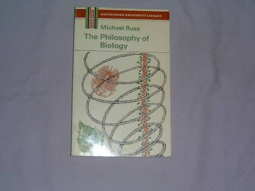 9780091152215: Philosophy of Biology (University Library)