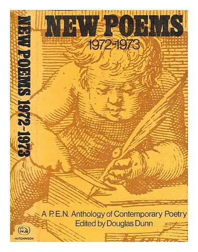 9780091155308: New Poems, 1972-73: PEN Anthology of Contemporary Poetry