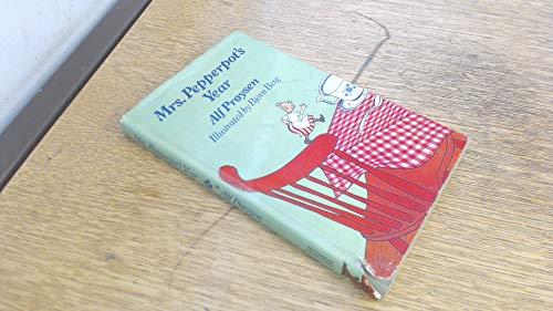 9780091171407: Mrs. Pepperpot's Year