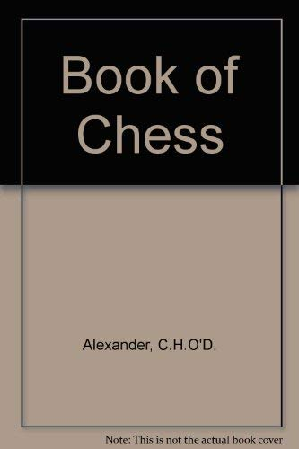 9780091174804: A book of chess,