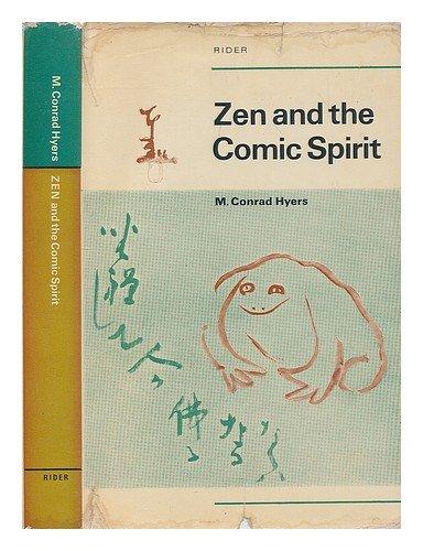 9780091175207: Zen and the comic spirit