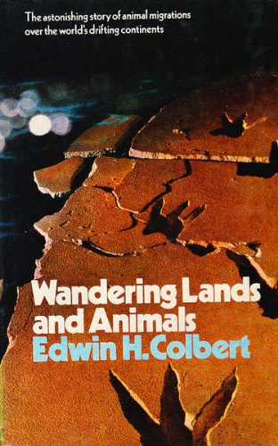 9780091179502: WANDERING LANDS AND ANIMALS: STORY OF THE CONTINENTAL DRIFT AND ANIMAL POPULATIONS