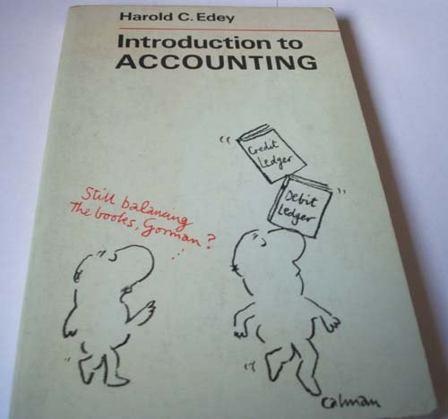 9780091185510: Introduction to Accounting