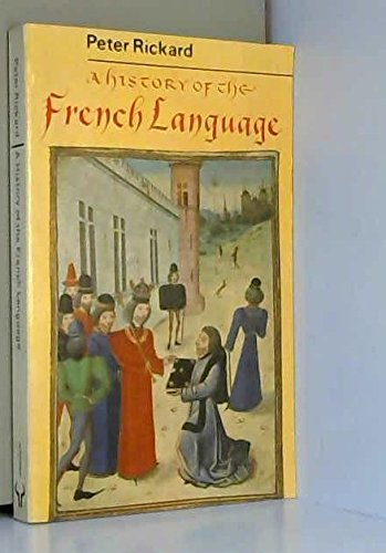 9780091187415: A History of the French Language (University Library)