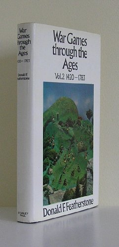 9780091187606: War Games Through the Ages Vol. 2 1420 - 1783