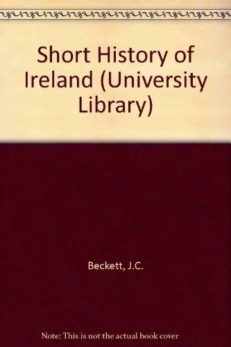 9780091188702: Short History of Ireland (University Library)