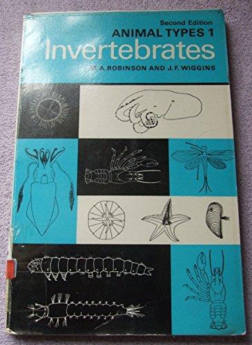 9780091189310: Animal Types: Invertebrates v. 1
