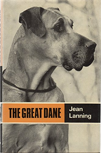 9780091190804: The Great Dane - Popular Dogs' Breed Series