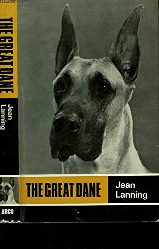 9780091190804: The great dane (Popular Dogs' breed series)