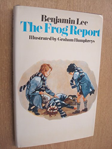 9780091197506: The Frog Report
