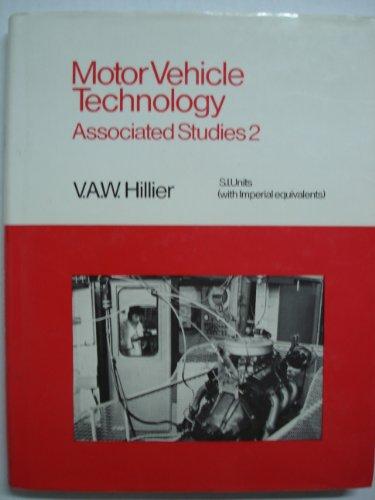 9780091200107: Motor Vehicle Technology: v. 2: Associated Studies
