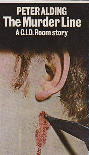 9780091200206: The murder line: A CID Room story