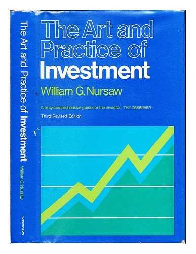 9780091200800: Art and Practice of Investment