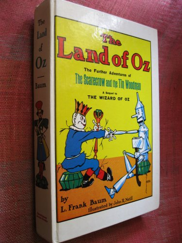 9780091202101: The Land of Oz, A Sequel to The Wizard of Oz