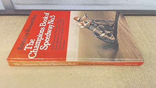 9780091204402: Champion's Book of Speedway