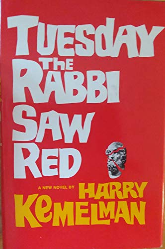 9780091207007: Tuesday the Rabbi Saw Red