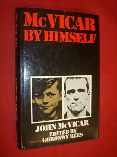 9780091207106: McVicar by Himself