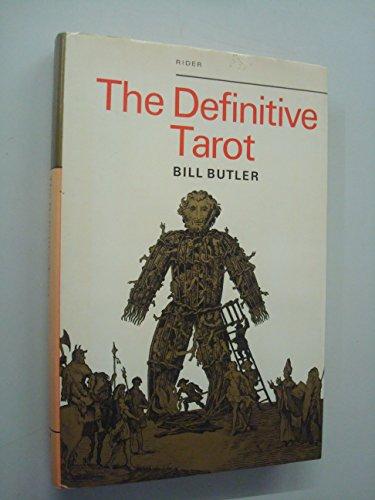 9780091210106: Definitive Tarot