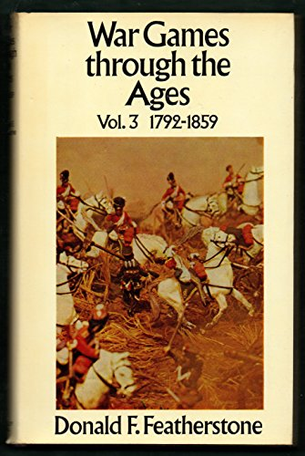 9780091212506: War Games Through the Ages Vol. 3  1792 - 1859