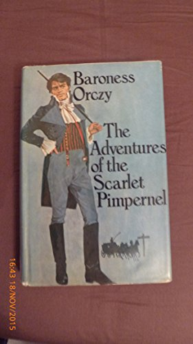 9780091212902: The adventures of the Scarlet Pimpernel