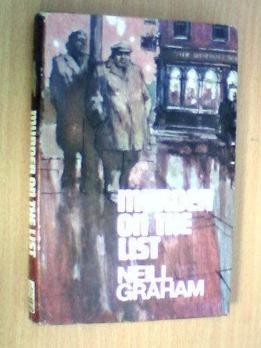 Murder on the List: Graham, Neill