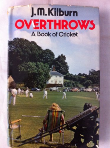 9780091227708: Overthrows: Book of Cricket