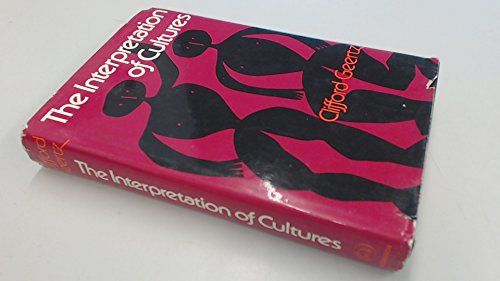 9780091228002: Title: The interpretation of cultures Selected essays