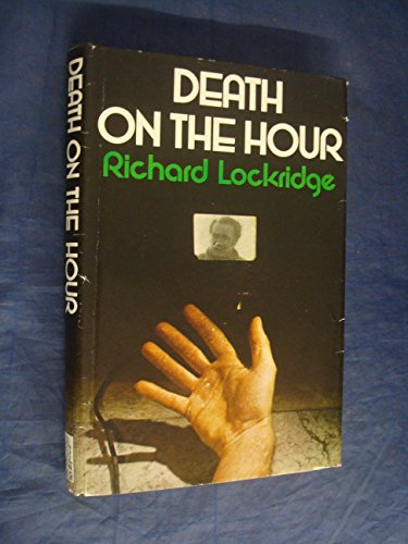 9780091235505: Death on the hour