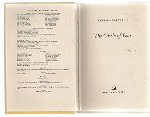 9780091242701: Castle of Fear