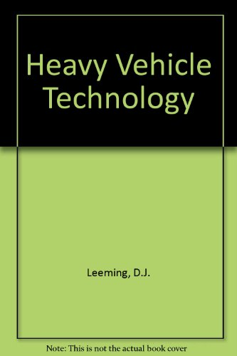 9780091245405: Heavy Vehicle Technology
