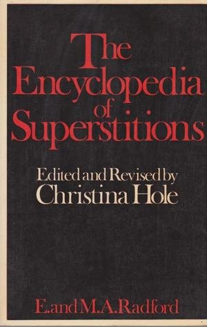 9780091252014: Encyclopedia of Superstitions