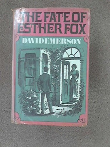 9780091252205: The fate of Esther Fox