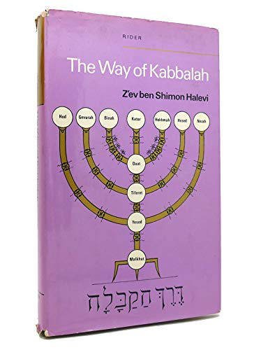 9780091254100: Way of Kabbalah