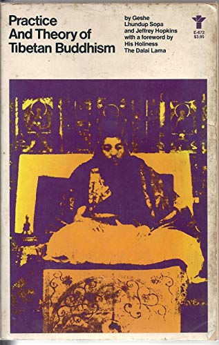 9780091256210: Practice and Theory of Tibetan Buddhism (English and Tibetan Edition)