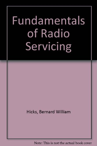 9780091261917: Fundamentals of Radio Servicing