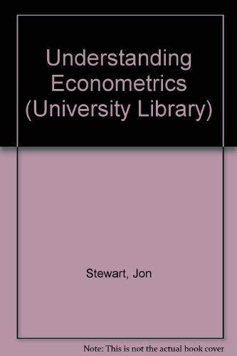 9780091262303: Understanding econometrics