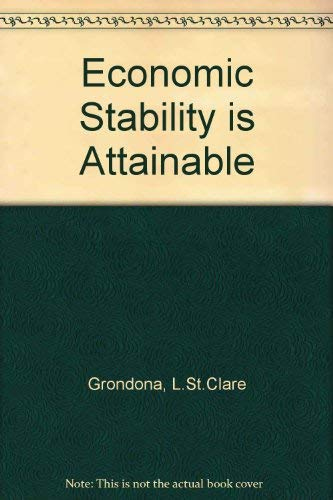 9780091265311: Economic Stability is Attainable