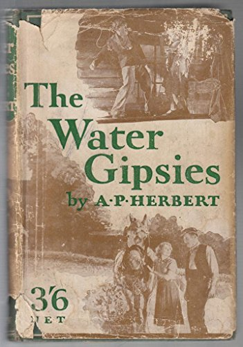 9780091265908: The Water Gipsies