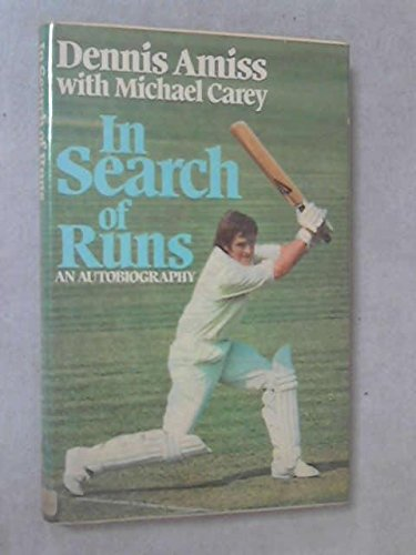 9780091267803: In Search of Runs: An Autobiography