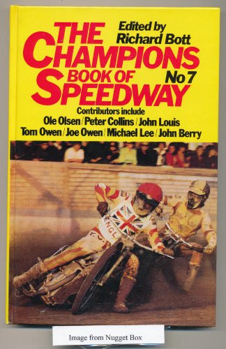 9780091269203: Champion's Book of Speedway