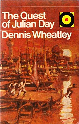 9780091270018: The Quest of Julian Day (Bull's-eye)
